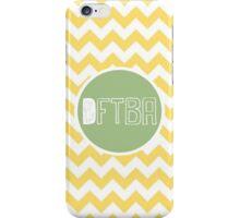 DFTBA iPhone Case/Skin