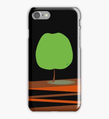 Green Apple Tree iPhone Case iPhone Case/Skin