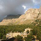 Bald Timfis Mountains just outside Papigo, Zagoria Greece by Ilan Cohen