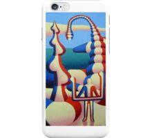 International musician in  softscape iPhone Case/Skin