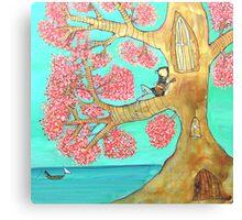 Ukulele Days Canvas Print