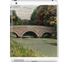 Bridge at Kimberley iPad Case/Skin