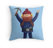 Yukon Cornelius 2015 Throw Pillow