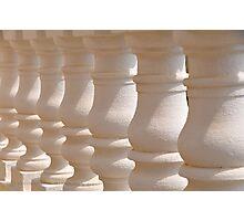 Maltese Pillars Photographic Print