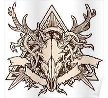 - Dead deer - Poster