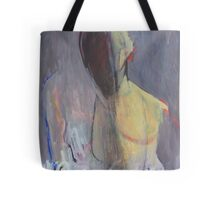The Silent Scream Tote Bag