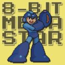 Megaman - 8-Bit Megastar (Alternate) by TGIGreeny