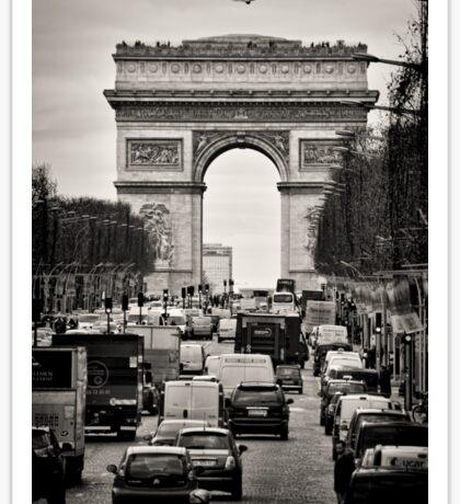 Arc de Triomphe Sticker