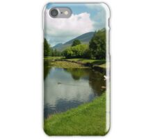river walk iPhone Case/Skin