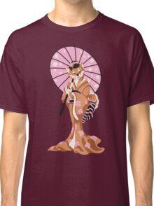 Shiba Inu Geisha Classic T-Shirt