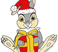 Thumper Christmas 2011 by Caroline Smalley