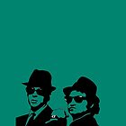 Blues Brothers by chiaraggamuffin