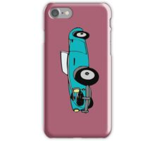 Old car 1 iPhone Case/Skin
