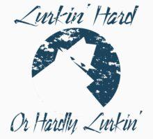 Lurkin Hard Kids Clothes