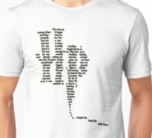 It all ends here Unisex T-Shirt