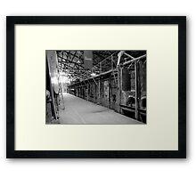 The Past ............  Framed Print
