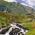 The Pyrenees by komaro