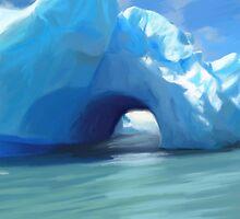 Antarctic Iceberg by komaro
