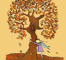 Tree Hug by Johanna Wright