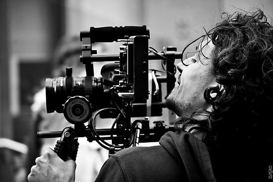 The Camera Man by Patrick Metzdorf