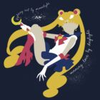 She's the one named Sailor Moon. by Rachael Thomas