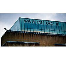 Tate Gallery Photographic Print
