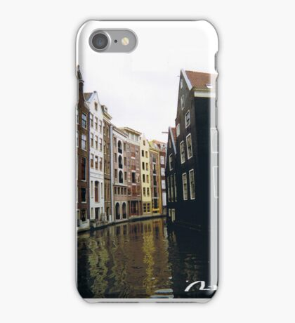 water houses iPhone Case/Skin