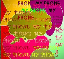 my phone can be yours, too... by mariatheresa