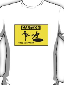 This Is Sparta! T-Shirt