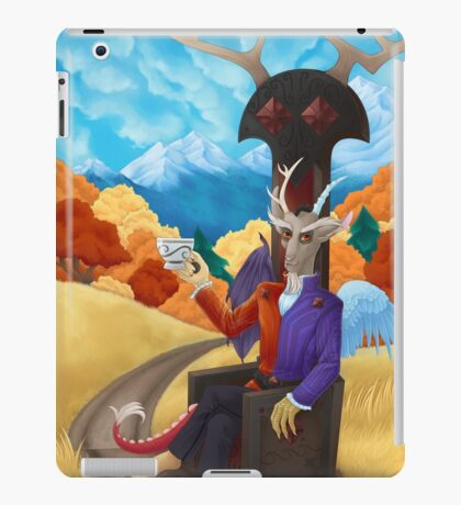 Teatime with Chaos iPad Case/Skin