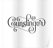 Gunslinger (Alternate) Poster