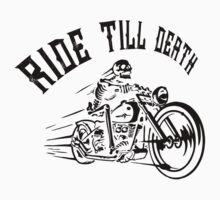 ride till death by retroracing