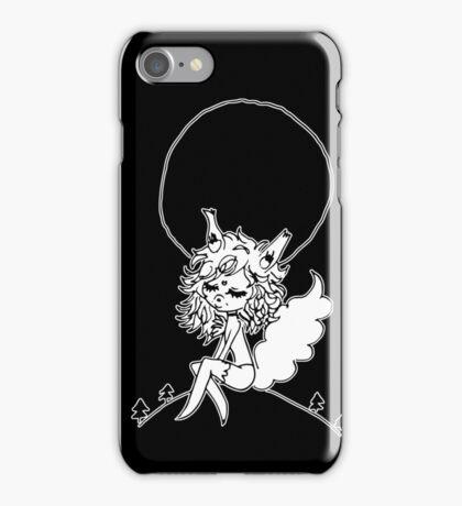 ▴ werewolf ▴ iPhone Case/Skin