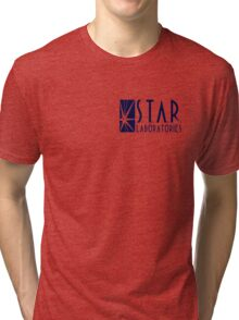 Star Labs - Earth Two Tri-blend T-Shirt