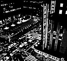 Radio City by M-A-K
