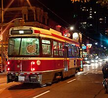 King Streetcar by Gary Chapple