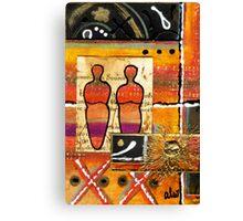 Companions I Canvas Print