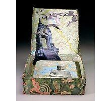 Altar Book Box Photographic Print