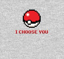 I Choose You - Pixel Pokeball Women's Relaxed Fit T-Shirt