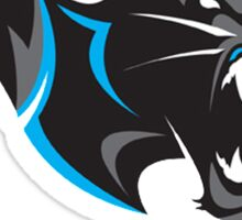 Carolina Panthers Logo 3 Sticker
