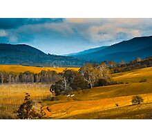 Rural Tasmania Photographic Print