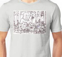 deleted scenes Unisex T-Shirt
