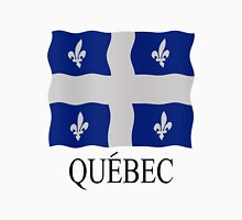 Quebec flag Unisex T-Shirt