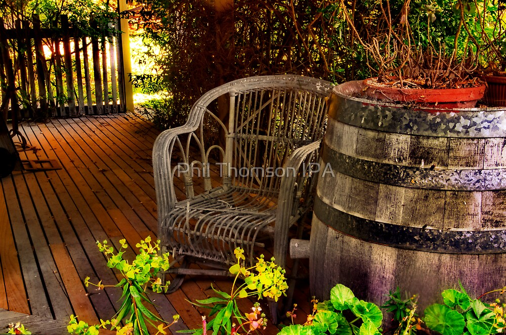 """""""On the Porch"""" by Phil Thomson IPA"""
