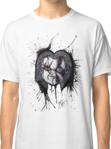 The Horror of Chucky Classic T-Shirt