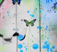 starling Sticker