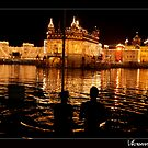 GOLDEN TEMPLE  by vikram sharma