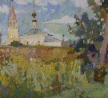 study 11 by Ekaterina Menkova