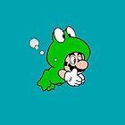 Mario Bros 1 by chiaraggamuffin