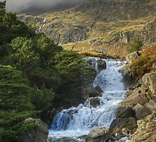 Coppermines Waterfalls....Levers Water Beck by VoluntaryRanger